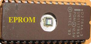 تصویر از EPROM و EEPROM چیست؟