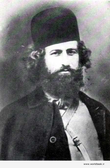 تصویر از دانلود کتاب میرزا کوچک خان