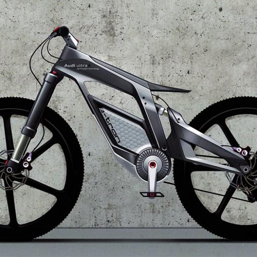 2012 AUDI e-bike