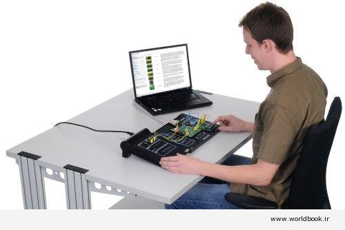 """دانلود مقاله """" ارتباط سریال کامپیوتر و میکروکنترلر با استفاده از VB و ++VC """""""