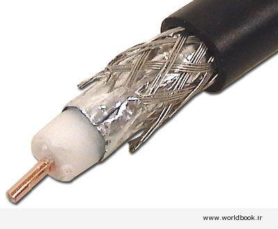 """تصویر از دانلود مقاله """" کابل های کواکسیال """" ( coaxial cables )"""