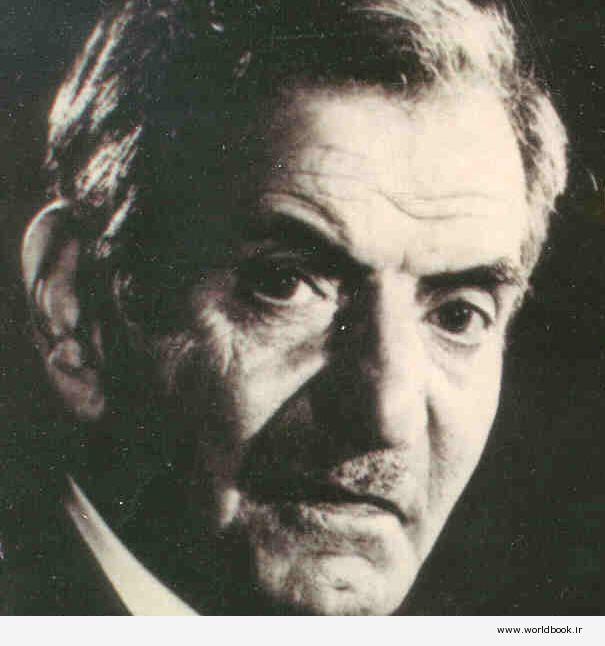 """تصویر از دانلود شعر """"طوطی تصویر من حافظ بود"""" استاد شهریار با صدای خود استاد"""