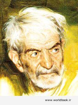 """تصویر از دانلود شعر """"پیرم و گاهی دلم یاد جوانی میکند"""" استاد شهریار با صدای خود استاد"""