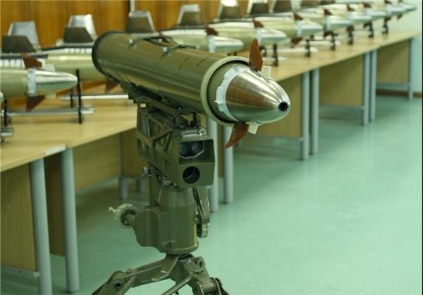 تصویر از موشک دهلاویه پرنفوذترین موشک ضد زره دنیا