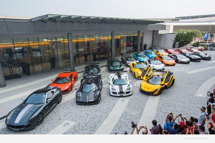 تصویر از زیباترین خودرو های چند سال اخیر ( قسمت اول)
