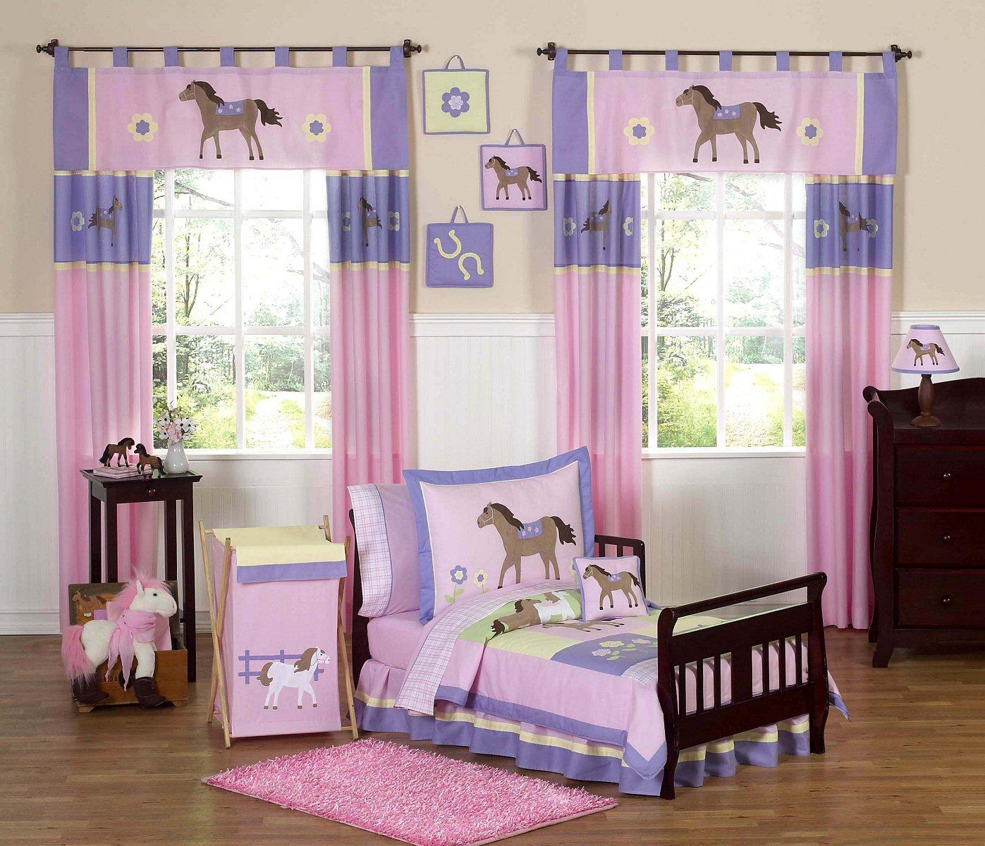 تصویر از مدل طرحهای جدید دکوراسیون اتاق خواب دختربچه