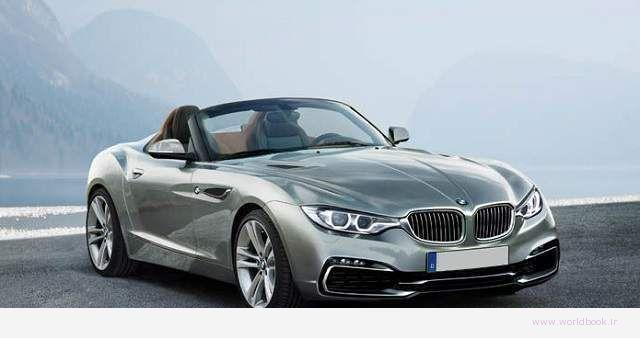 تصویر از معرفی خودرو خارجی 2016 BMW Z4 Hybrid