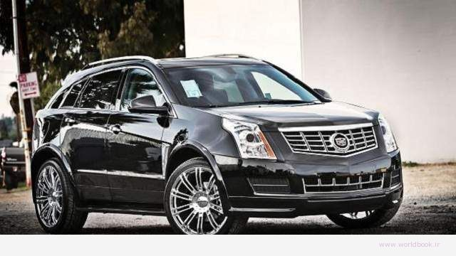معرفی خودرو 2016 Cadillac SRX