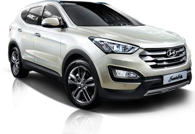 تصویر از معرفی خودرو خارجی 2016 Hyundai Santa Fe