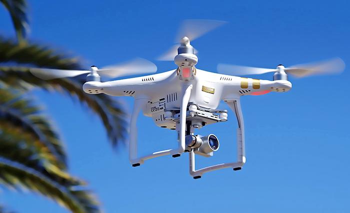 تصویر از پهباد DJI Phantom 3 Professional Quadcopter با قابلیت فیلمبرداری 4K UHD