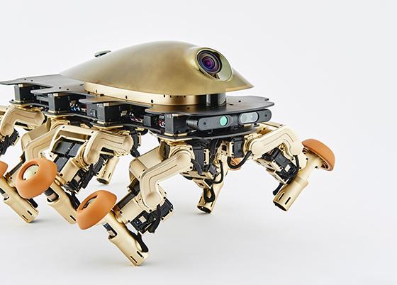تصویر از آیا این ربات هشت پا تبدیل شونده ، خودروهای آینده ماست؟