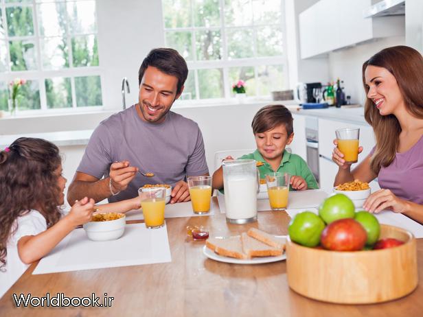 تصویر از دلایل مهم بودن وعده غذایی صبحانه