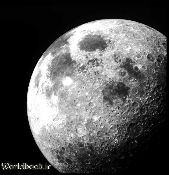 تصویر از دانستنی ها در مورد ماه