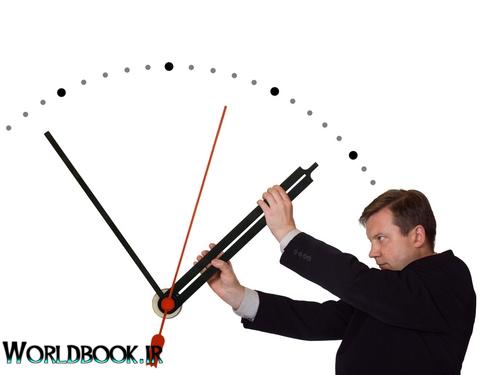 تصویر از افراد موفق مدیریت زمان متفاوتی دارند