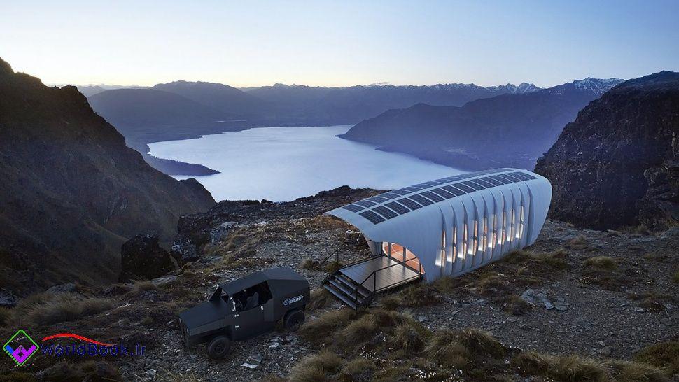 تصویر از اشتراک انرژی بین خانه و ماشین هیبریدی