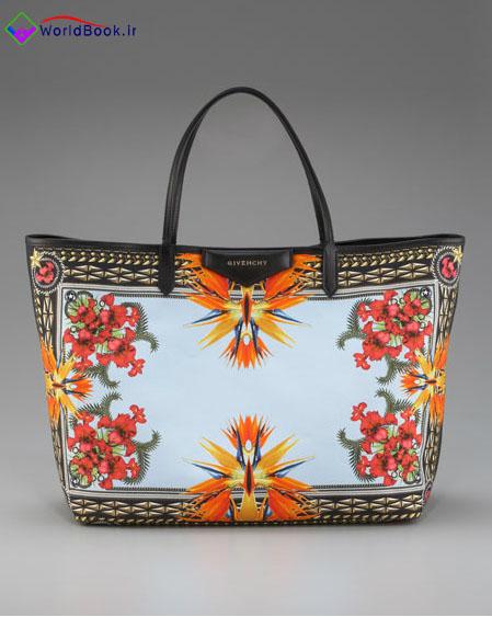 تصویر از مدلهای جدید و فوق العاده شیک کیف دستی های زنانه پاییز 2015