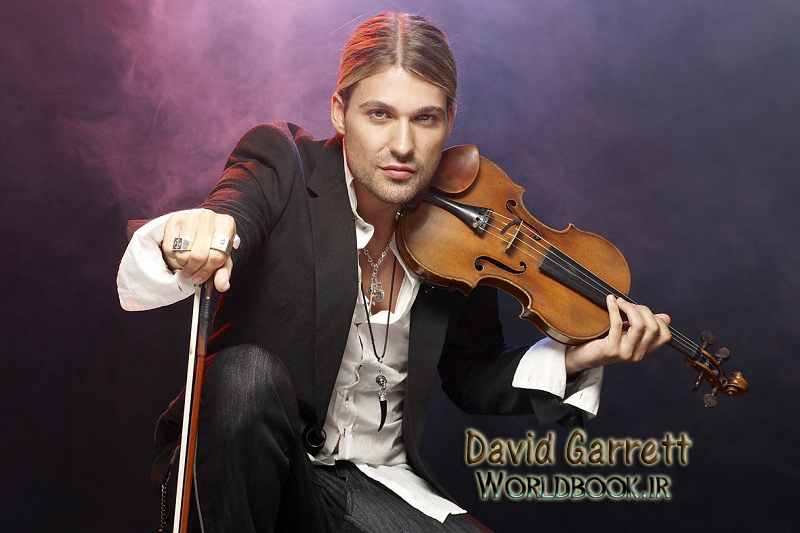 david garrett- worldbook.ir