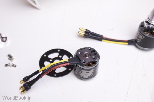تصویر از ساخت پهباد – راهنمای انتخاب موتور مناسب